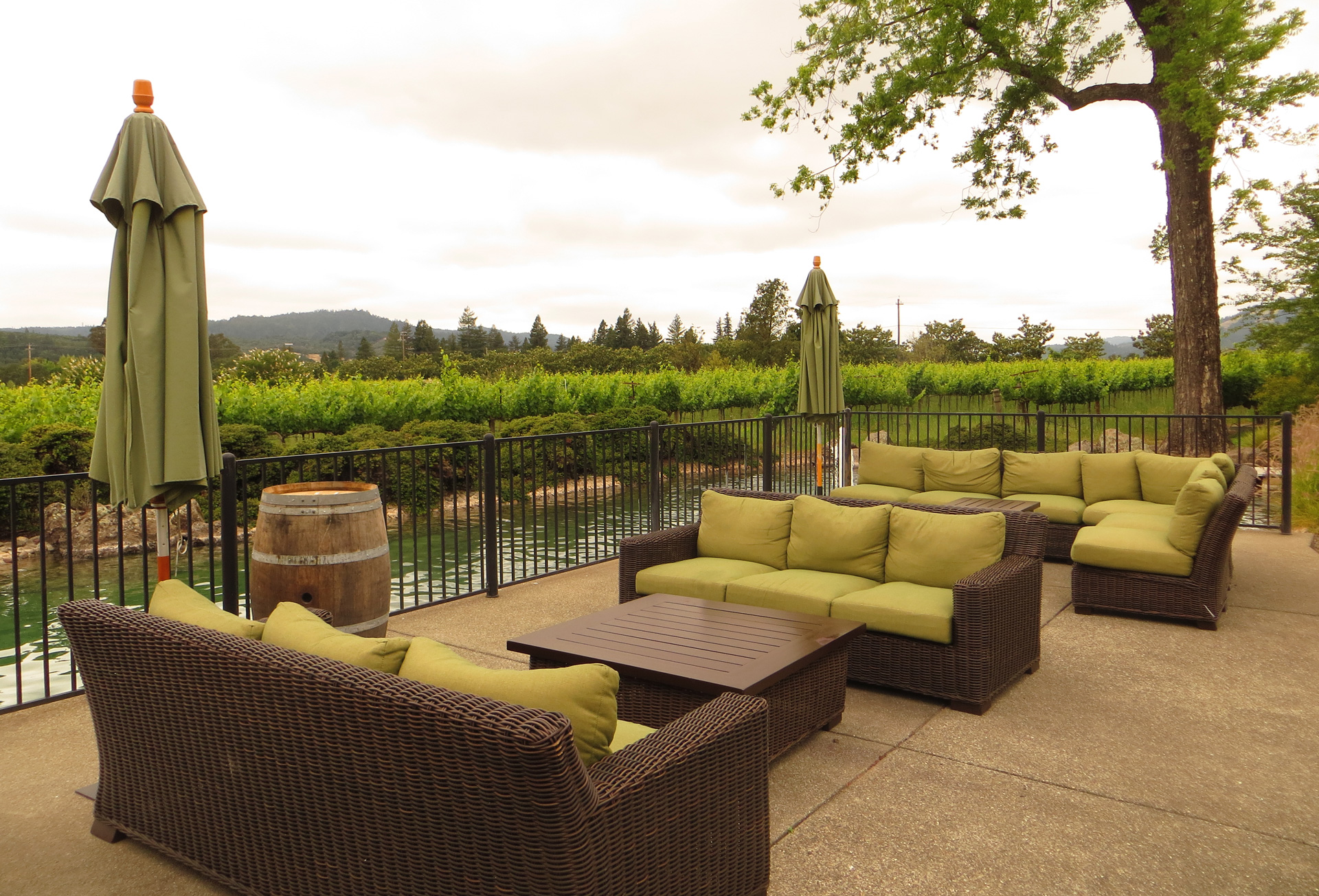 Winery Furniture Sonoma